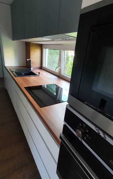 Kuchyňa orech dion